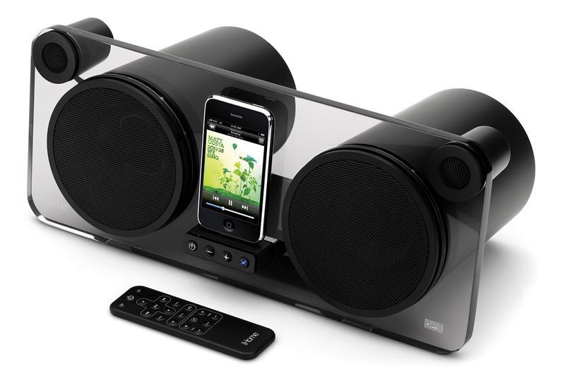 les enceintes pour pc stations d accueil pour ipod iphone. Black Bedroom Furniture Sets. Home Design Ideas